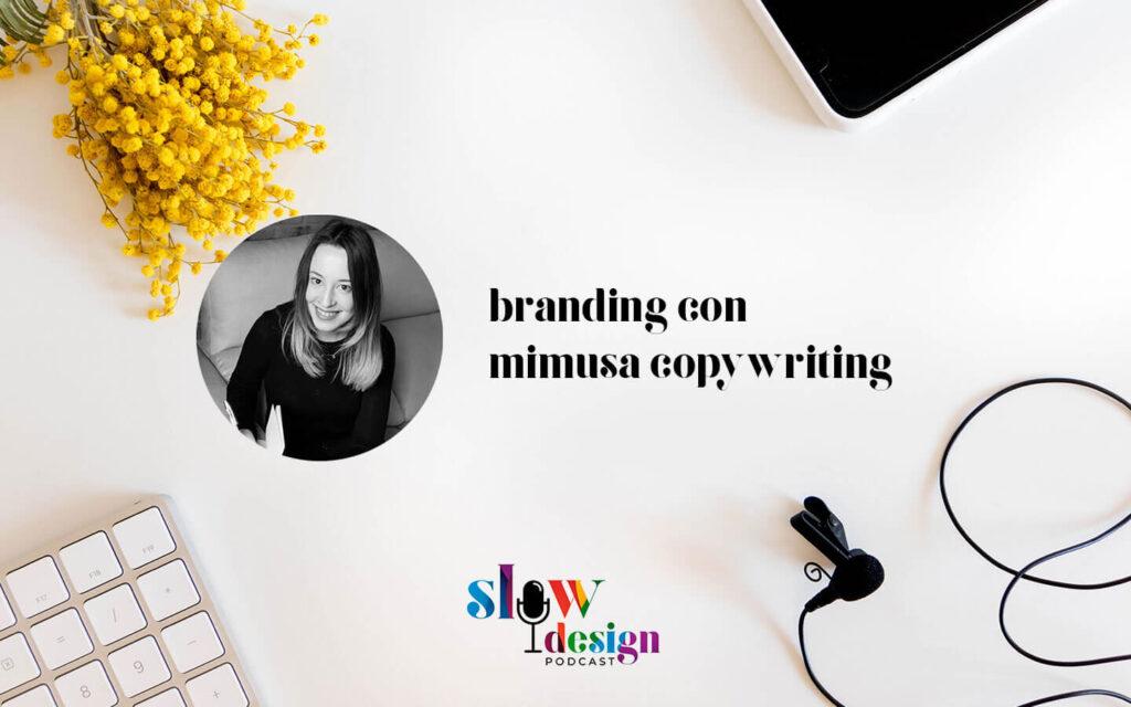Branding con Mimusa Copywriting